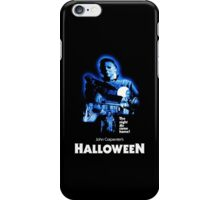 Halloween 1978 Michael Myers iPhone Case/Skin