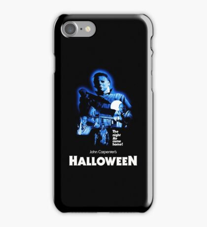 Halloween 1978 Michael Myers iPhone Case/Skin