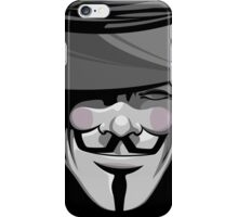 Vendetta iPhone Case/Skin
