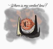 Blind Sauron One Piece - Short Sleeve