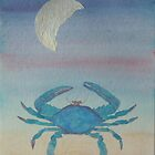 the Crab who ate the Moon by Paula Swenson