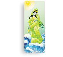 Kuan Yin Canvas Print
