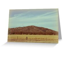 Mt. Rosehorn Greeting Card