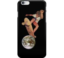 SK8 @ EARTH iPhone Case/Skin