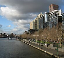 Southgate, Melb by Helzway