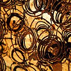 Rusty Old Bed Springs by Jane McLean