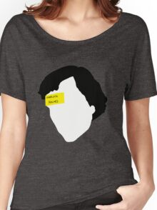 Sherlock Holmes, The Sign Of Three 2.0 Women's Relaxed Fit T-Shirt