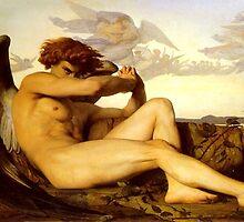 Fallen Angel by Alexandre Cabanel by troycap