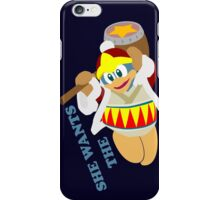 Dat Dedede iPhone Case/Skin