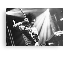 Omar Rodriguez Lopez / Mars Volta Metal Print