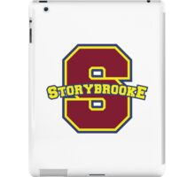 Once Upon a Time - Storybrooke iPad Case/Skin