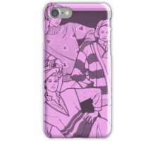 Seamster Chicks iPhone Case/Skin