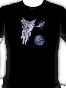 Space cat. T-Shirt