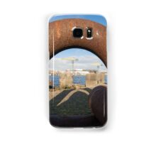Moored to the past Samsung Galaxy Case/Skin