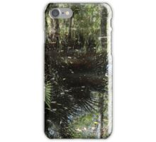More Swamp Reflections iPhone Case/Skin