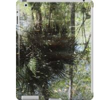 More Swamp Reflections iPad Case/Skin