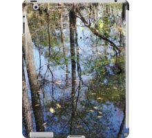 Still More Swamp Reflections iPad Case/Skin