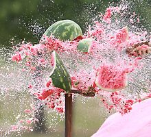 Watermelon meets Mace hammer by Clinton Plowman