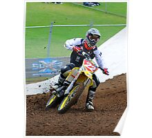 Chad Reed #22 - Win Stadium Poster