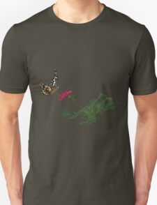 Citrus Page Butterfly T T-Shirt