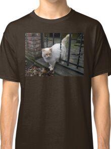 Fluffy Kitty Classic T-Shirt