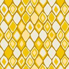 Almas diamond ikat gold by Sharon Turner
