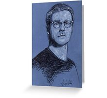 Daniel Jackson Greeting Card