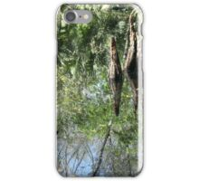 Yet Another Swamp Reflection iPhone Case/Skin