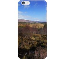 The Trossachs National Park iPhone Case/Skin
