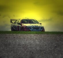 Jim Beam V8 Supercar by Darren Greenwell