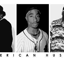 American Hustle (Black) by LouisCera