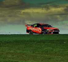 Vodafone V8 Supercar 888 by Darren Greenwell