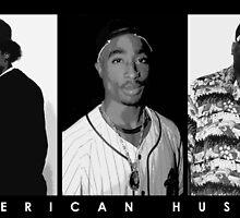 American Hustle (White) by LouisCera