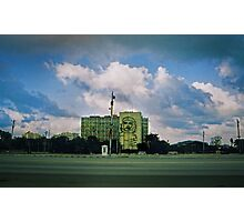 havana revolutionary square Photographic Print