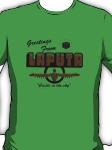 Greetings from laputa T-Shirt