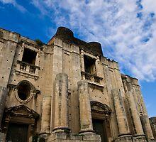 St. Nicola church, Catania  by Andrea Rapisarda