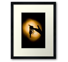 The Offering Framed Print