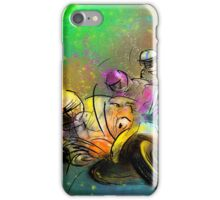 Motorbike Racing 02 iPhone Case/Skin