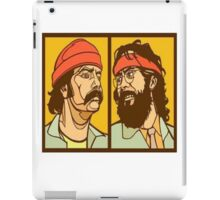 Cheech and chong iPad Case/Skin