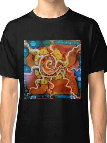 Swirly Swirls Blips & Blops Classic T-Shirt