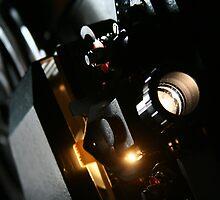 Haminex Projector by netties001