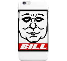 BILL iPhone Case/Skin