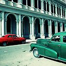 Havana cars by Kate Wilhelm