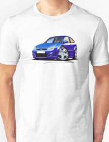 Ford Focus RS Blue T-Shirt