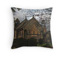 St John the Baptist, Adel 2 Throw Pillow