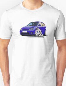 Ford Focus ST170 (3dr) Blue T-Shirt