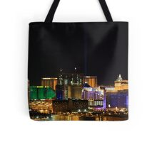 Vegas From Paradise Tote Bag