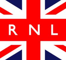 Burnley UK Flag Sticker