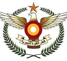 Qatar Air Force Emblem by abbeyz71