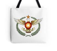 Qatar Air Force Emblem Tote Bag